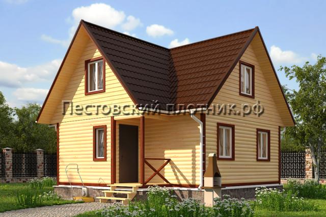 Дом «Кирилл»