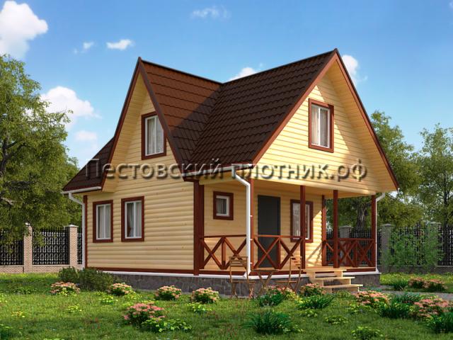 Дом «Святослав»