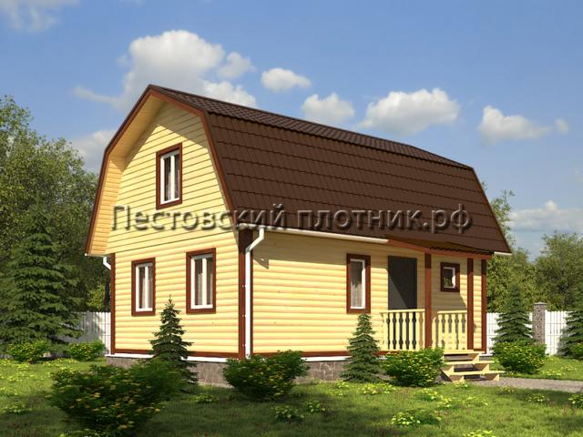 Дом «Олег»