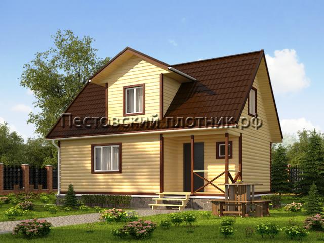 Дом «Леонид»