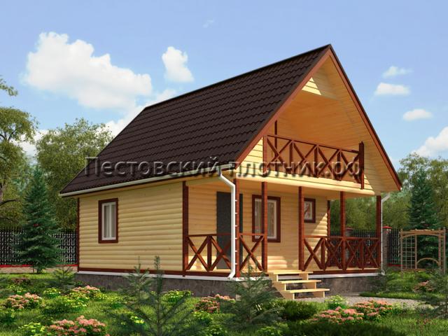 Дом «Дмитрий»