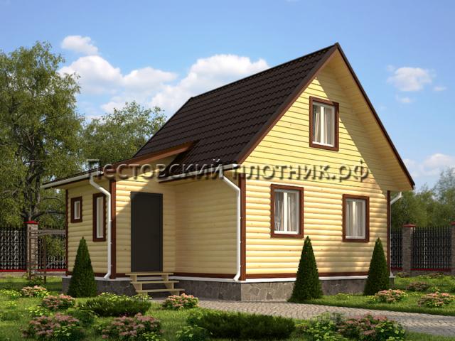 Дом «Богдан»