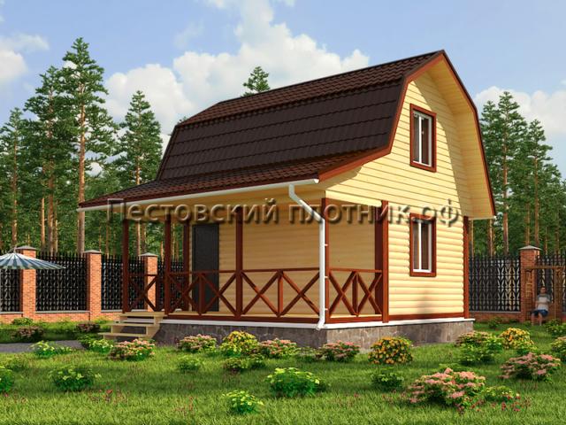 Дом «Алексей»