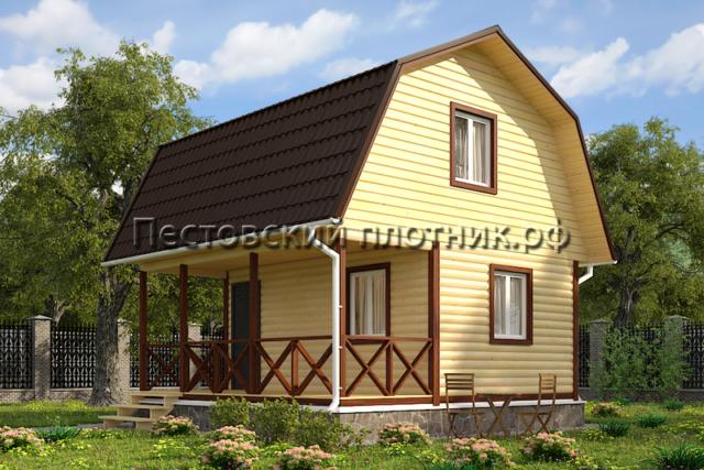 Дом «Анатолий»